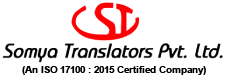 Soyma Translators Pvt. ltd